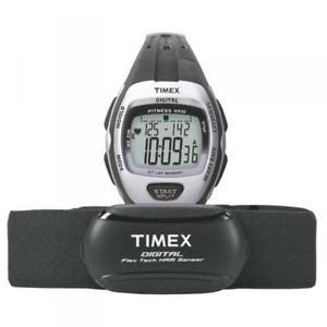 【送料無料】クロックトレーナーorologio timex hrm zone trainer ironman t5k731