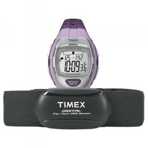 【送料無料】トレーナーtimex hrm zone trainer ironman purple t5k733