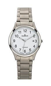 【送料無料】クラシッククロックdugena classic 4460328 orologio da uomo s1e