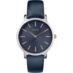 【送料無料】クロックウォッチorologio timex metropolitan 34mm ref tw2r36300 timex watch