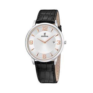 【送料無料】ファッションウォッチmoda orologio festina uomo solo tempo  f68063