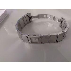 クロックオリジナルスチールブレスレットorologio damp;g time originale a bracciale in acciaio