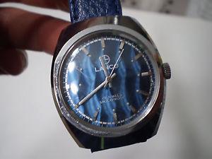 【送料無料】ビンテージクロックテストlanco vintage anni 70 orologio funzionante e testato leggi descr