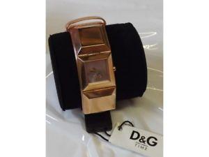 【送料無料】クロックダンスゴールドカラーローズorologio damp;g time donna dw0271 dance color oro rose originale con garanzia