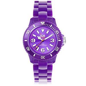 ソリッドレディースアナログストラップクオーツicewatch solid orologio da donna analogico al quarzo con cinturino in v4k