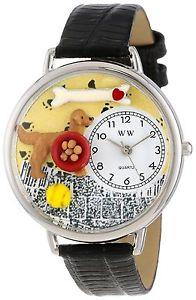 【送料無料】ワールプールwhirlpool whimsu0130042, orologio da polso uomo t1q