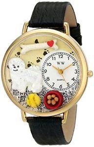 【送料無料】アナログスキンwhimsical watches  orologio da polso, analogico al quarzo, pelle:hokushin