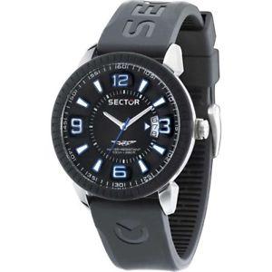 セクターオスクロックサブダイビングsector 400 orologio maschile r3251119001 originale datario garanzia sub diving