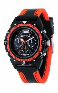 【送料無料】sector r3251197021, orologio da polso uomo