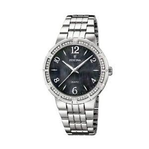 【送料無料】orologio solo tempo donna festina f167032