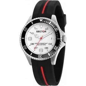 【送料無料】セクターorologio sector 230 solo tempo 39mm nero r3251161040