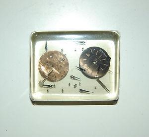 【送料無料】ウォッチquadranti orologi e lancette in resina