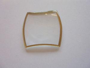 【送料無料】マティーニゴールドエッジスペアパーツガラスalviero martini vetro di forma bordo dorato pc300s spare parts original cod5b