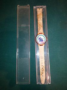 【送料無料】スポーツモデルsportwatch parmalat modello ippica