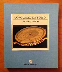 【送料無料】ウォッチlorologio da polso the w rist watch itinerari dimmagine 1 ristampa 1991