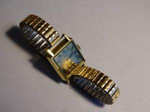 【送料無料】ancienne montre mcanique yema calibre fe 17 jewels