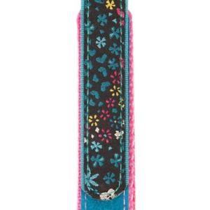 【送料無料】シンストラップカラーラベルanimal nuovo donna sottile cinturino color foglia di t blu nuova con etichetta