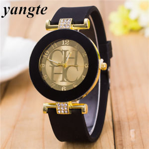 【送料無料】ウォッチロゴレディースデザイナーyangte watch women logo 2017 ladies designer watches luxury famous montre fem