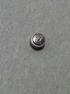 【送料無料】クラウンティソステンレススチールオリジナルcorona tissot 3,9 mm acciaio inox originale per orologio da polso
