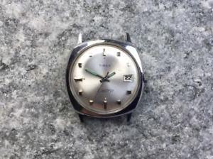 【送料無料】クロックビンテージorologio timex electriric non funzionante vintage