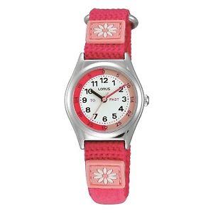 【送料無料】ストラップクロックロータスlorus tempo insegnante per bambini tessitura cinturino orologio rg253kx9lnpnb
