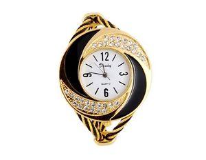 【送料無料】ダンディアナログクォーツムーブメントdandy orologio analogico con decorazioni di brillanti movimento al quarzo