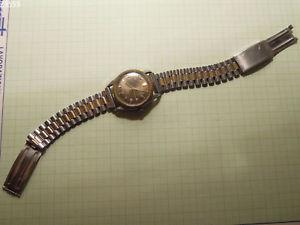 【送料無料】クロックヴィンテージz3555 orologio donna automatico breil okay vintage anni 70 datejust
