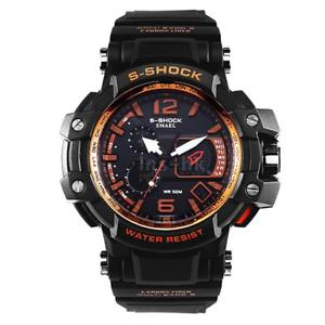 【送料無料】#スタイリッシュスポーツウォッチデュアルmenamp;39;s stylish sports multifunction electronic watch impermeabile dual b3z0