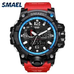 【送料無料】#スタイリッシュスポーツウォッチデュアルmenamp;39;s stylish sports multifunction electronic watch impermeabile dual x6v8