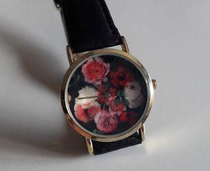 【送料無料】orologio donna hamp;m