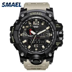 【送料無料】#スタイリッシュスポーツウォッチデュアルmenamp;39;s stylish sports multifunction electronic watch impermeabile dual j0k4
