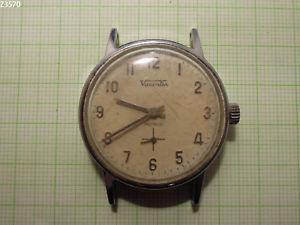【送料無料】クロックマニュアルz3570 orologio vacontin incabloc manuale anni 70