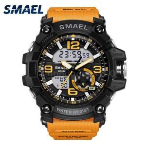 【送料無料】#スタイリッシュスポーツウォッチデュアルmenamp;39;s stylish sports multifunction electronic watch impermeabile dual n3r2