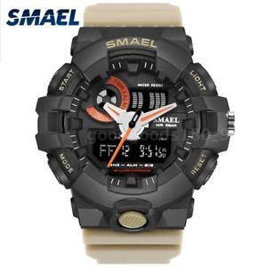 【送料無料】#スタイリッシュスポーツウォッチデュアルmenamp;39;s stylish sports multifunction electronic watch impermeabile dual r7k6