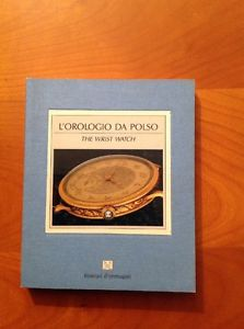 【送料無料】エディションlorologio da polso the wrist watch itinerari dimmagini 1 edizione 1986