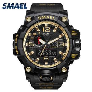 【送料無料】#スタイリッシュスポーツウォッチデュアルmenamp;39;s stylish sports multifunction electronic watch impermeabile dual v1i9