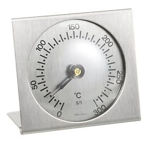 【送料無料】アナログキッチンアプライアンスtfa 14100460 analog 0 300c silver kitchen appliance thermometers 77 mm,