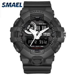 【送料無料】#スタイリッシュスポーツウォッチデュアルmenamp;39;s stylish sports multifunction electronic watch impermeabile dual r2o7
