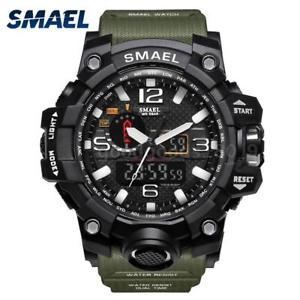 【送料無料】#スタイリッシュスポーツウォッチデュアルmenamp;39;s stylish sports multifunction electronic watch impermeabile dual w6v3