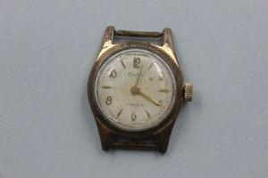 【送料無料】ヴィンテージエレベーターcirce vintage orologio da polso donna, 1960er anni ascensore a mano