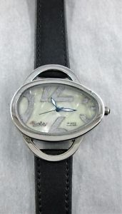 【送料無料】サンバッテリーsole da donna orologio da polso, mai usato, orologio in corso, batteria nuovo,