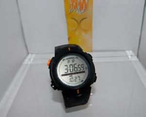 【送料無料】スポーツクールウォッチシリコンストラップuomo nero multicolore cool luce lcd orologio sportivo da honhx, cinturino in silicone