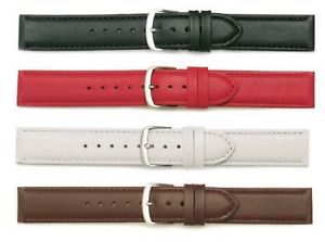 【送料無料】ベルトストラップクールバックルカフスペアテープorologio orologi bracciale nastro di ricambio in pelle fibbia di cambio nastro strap chur