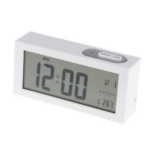 【送料無料】アラームデジタルsveglia, orologio digitale elettronico mattutino con ampio display lcd,