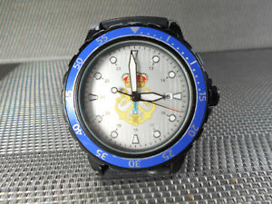 【送料無料】ドゲラウォッチreloj de coleccion militar fuerza de guerra naval especial funciona lote watches