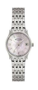 【送料無料】rotary lb0079207 orologio analogico da polso, donna, cinturino in h8c