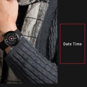 【送料無料】ラバーストラップカレンダークオーツbreak m728 men watch rubber strap waterproof quartz watch with calendaryt