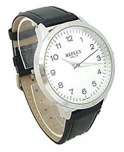 【送料無料】mneroargento orologio uomo reflex ref0029 5018479075776 m6y