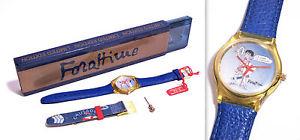 【送料無料】クロックコレクションorologio forattini forattime crusader collection watch limited edition 1994