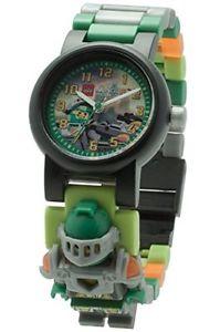 【送料無料】レゴナイツlego nexo knights 8020523 orologio da polso componibile per bambini con e4a